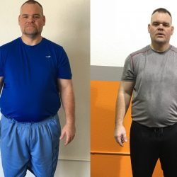 Kyle Alton - Personal Training Results - Salida - Modesto - Ripon - Lose Weight